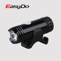 EasyDo Mini USB Rechargeable Bike Light MTB Front Handlebar Headlight 3W LED Cycling Flashlight Outdoor Bicycle Accessories|bicycle accessories|usb rechargeable bike light|rechargeable bike light -