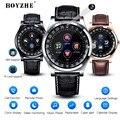 BOYZHE мужские и женские умные часы с камерой  Bluetooth  SIM  sd-картой  умные часы для Android  телефонная пара  ремешок + DOOS