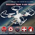 Super-Mini RC Drone Con Cámara de 2MP HD FPV Quadcopter Helicóptero Juguetes de Control Remoto de Aviones de Cuatro ejes 2.4G Juguetes Para Los Niños