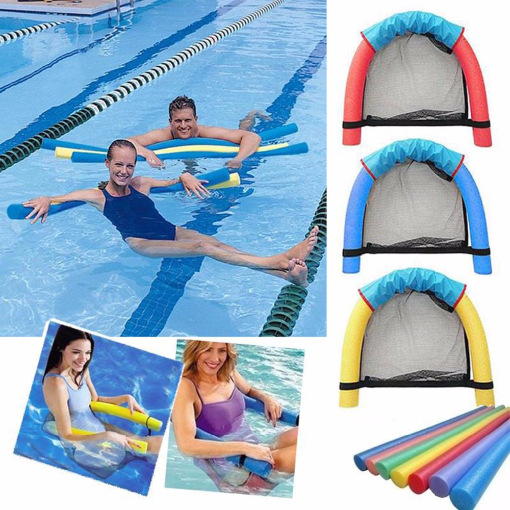 Inflatable Mattress For Swimming Pool Mat Inflatable Buoy Floating Chair Air Mattresses Water Mattress Pool Seats For Adults