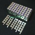 Envío Gratis 2 S 5 P batería 18650 niquelado conexión cinturón que se utiliza para 18650 celular 5P2S de níquel de la batería de litio cinta