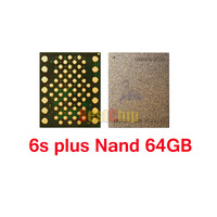 64GB For IPhone 6S Plus 6splus 5 5 Hard Disk NAND Flash Memory IC Chip Programmed