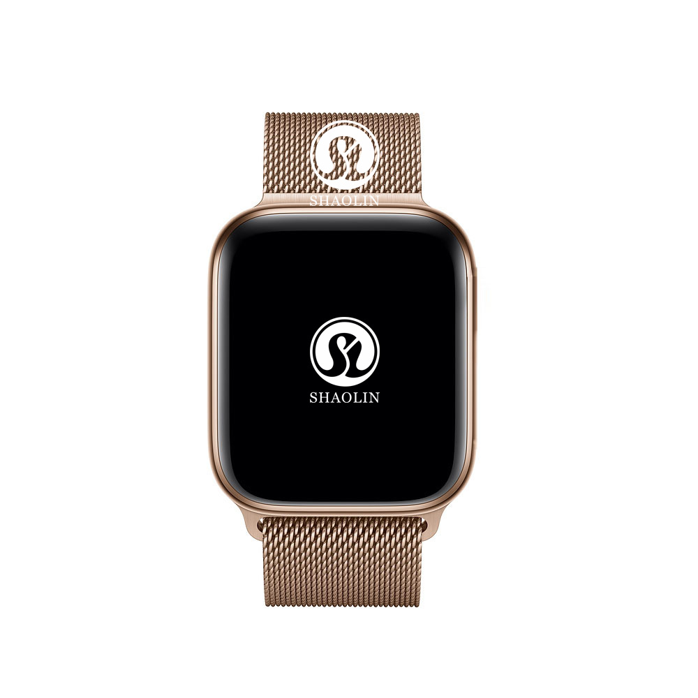 Bluetooth Relógio Inteligente 42mm Caso para Apple iOS relógio SmartWatch iPhone 4 8 MAIS XS Xiaomi Android Telefone Inteligente NÃO Relógio Maçã