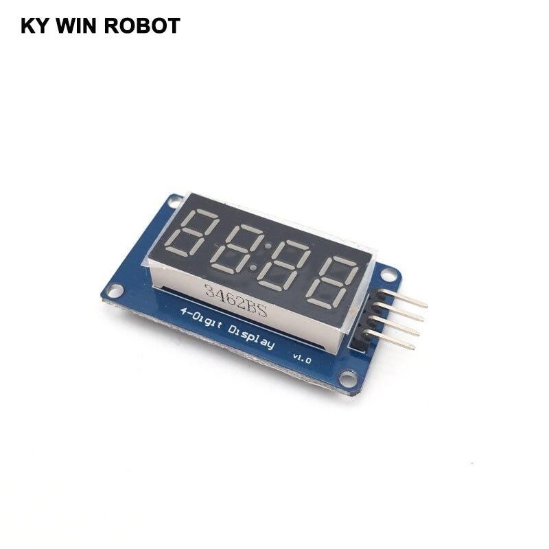4 биты цифровой LED Дисплей модуль с часами Дисплей для Arduino