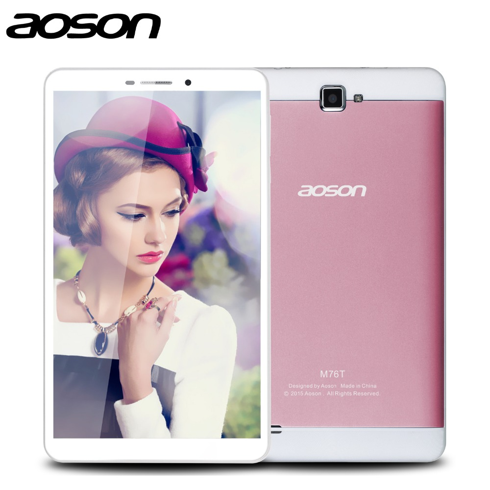 Original Aoson M76T 7 inch 3G Android 4 4 font b Tablet b font Octa Core