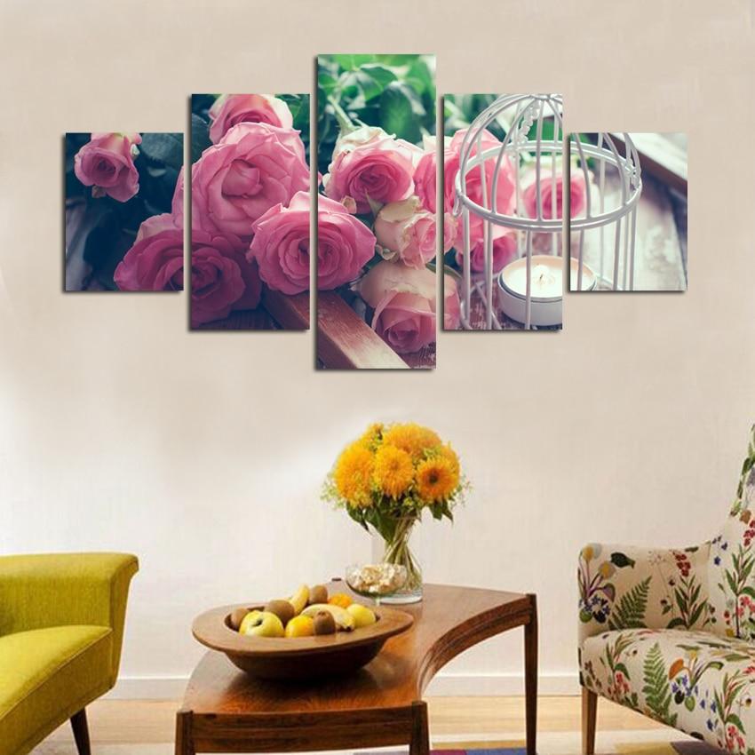 Aliexpress.com : Buy Fashion Selling Rose Flower Birdcage