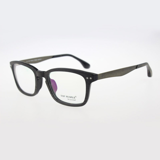 wood glasses and acetate frame high quality acetate frame metal ...