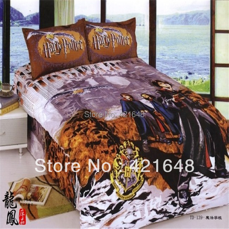 achetez en gros harry potter literie en ligne des grossistes harry potter literie chinois. Black Bedroom Furniture Sets. Home Design Ideas