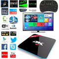 H96 Pro Smart TV Box Android 3/32 GB Amlogic S905X Octa Core TV Box 2.4G/5.8 GHz Wifi Descargago superior X96 M8S MX PRO