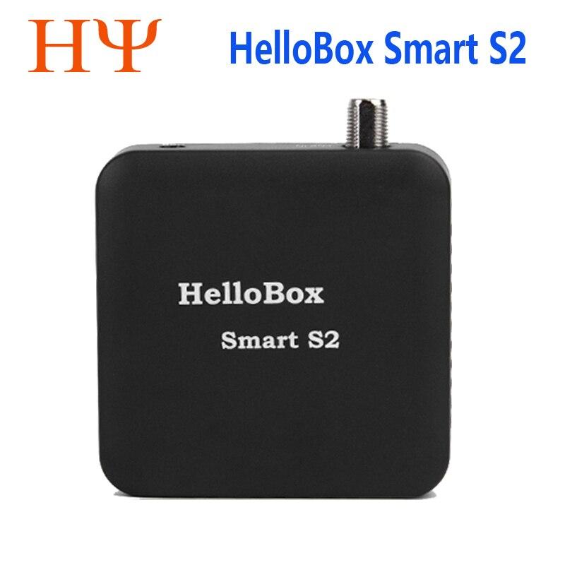 [Genuine] Hellobox Smart S2 Satellite Finder Receiver  Better Satlink Ws-6906, Ws693 Freesat Finder  Finder BT01 V8 Finder