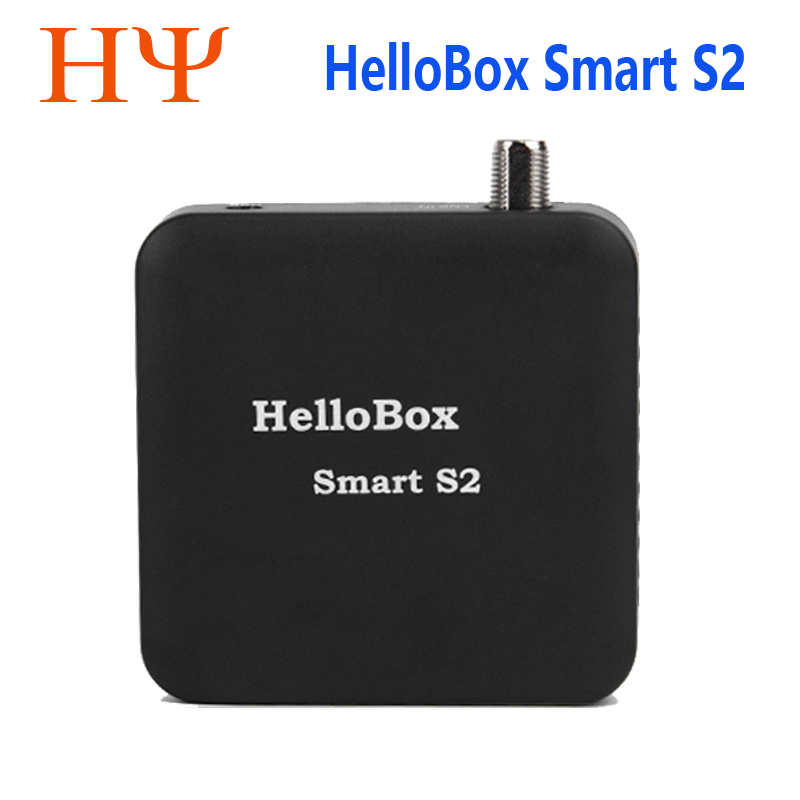 Hellobox Smart S2 Satellite Finder Satellite Receiver TV Play On Mobil