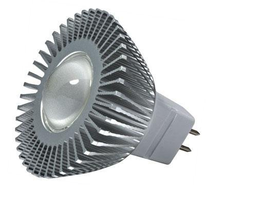 MR16 LED Spot light, 1*4W;AC/DC12V input;Daylight