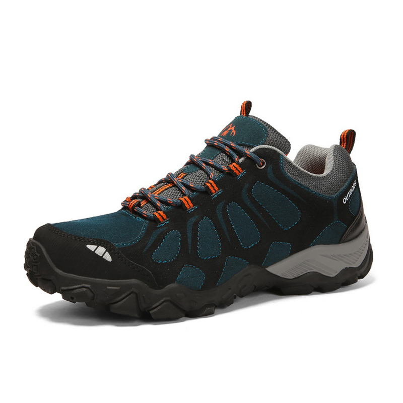 NDENG Hiking Climbing Shoes Male Waterproof Outdoor sport Trekking shoes Comfortable Mountain Walking shoes for men Sneakers humtto new hiking shoes men outdoor mountain climbing trekking shoes fur strong grip rubber sole male sneakers plus size