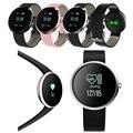 Rastreador de fitness v06 faixa de relógio inteligente pulseira smartband h09 pressão arterial e freqüência cardíaca relógio de pulso para ios android xiaomi huawei