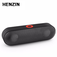 New NBY-18 Mini Bluetooth Speaker Portable Wireless Speaker Sound System 3D Stereo Music Surround Support Bluetooth TF AUX USB