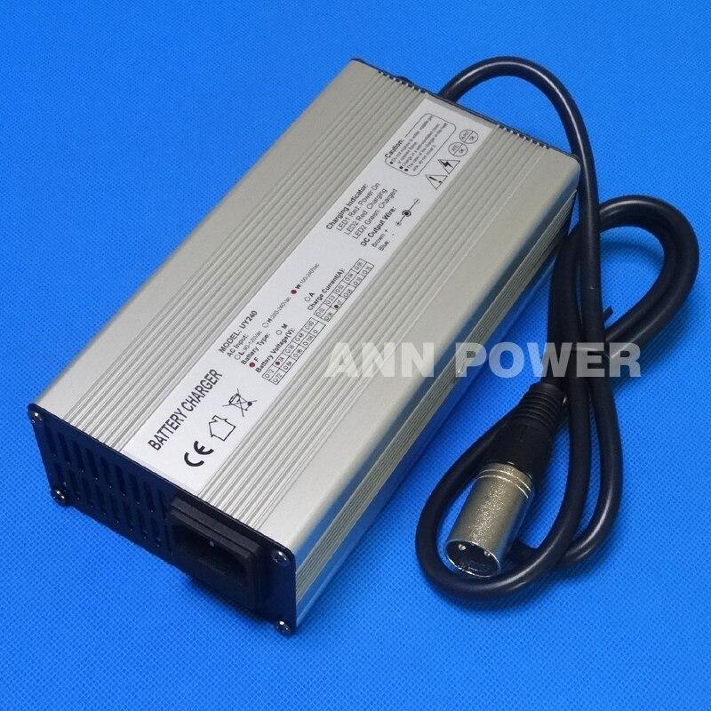 24V 7A LiFePO4 Battery Charger 8S 29.2V 7A LiFePO4 Charger For 24V 10Ah 12Ah 14Ah 15Ah 20Ah battery charging 29 2v 17a charger lifepo4 battery car battery charger for 24v 8s lifepo4 battery