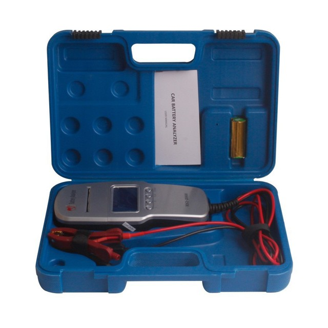 Newest Digital Battery Analyzer with Built-in Printer MST-8000 Car Digital Battery Tester 12V or 24 V Auto Battery Tester