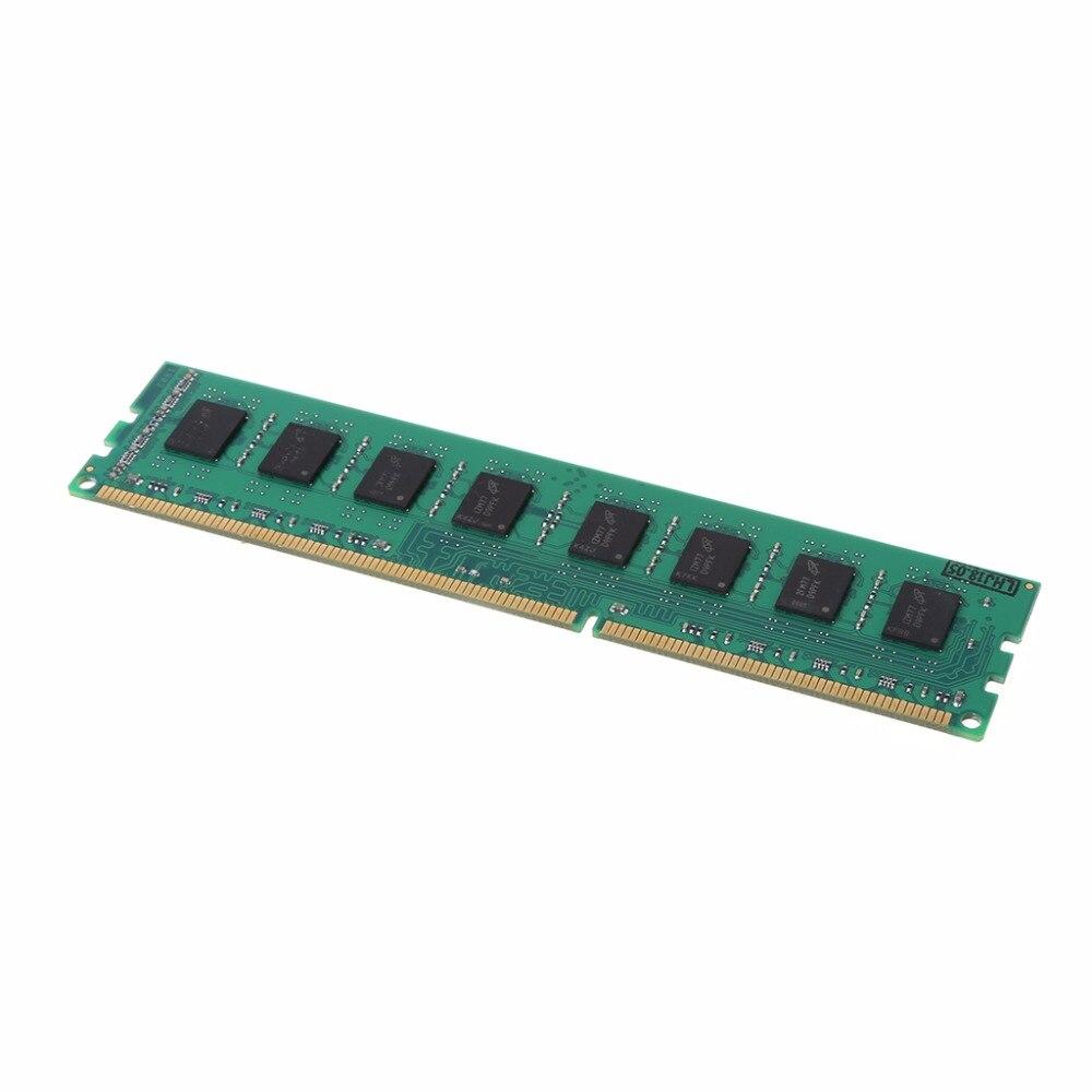 8 GB DDR3 PC3-12800 1600 MHz 240 broches DIMM ordinateur de bureau de mémoire RAM pour carte mère AMD