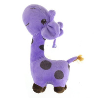 Hot Giraffe Dear Soft Plush Toy Animal Dolls Baby Kid Birthday Party Gift High Quality Dropshipping