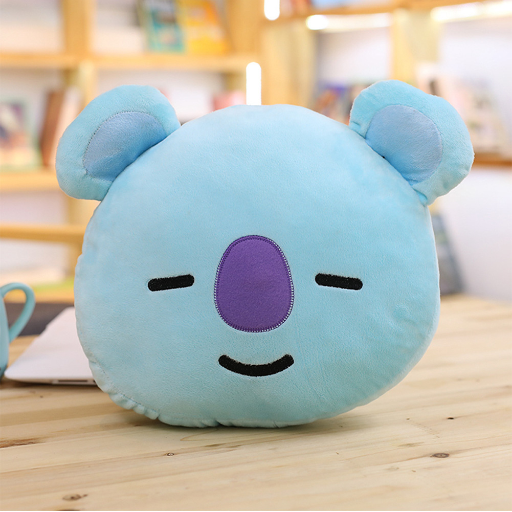 1pcs cartoon Pillow plush toys Kawaii Sleep Pillow animal cushion toys For Children Fast logistic Stuffed Doll baby gifts 8 type in Movies TV from Toys Hobbies