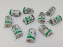 20pcs/lot New Original SAFT LS 14250 LS14250 1/2 AA 1/2AA 3.6V 1250mAh Lithium Battery PLC Batteries With Pins k7m drt20u ls lg new and original plc