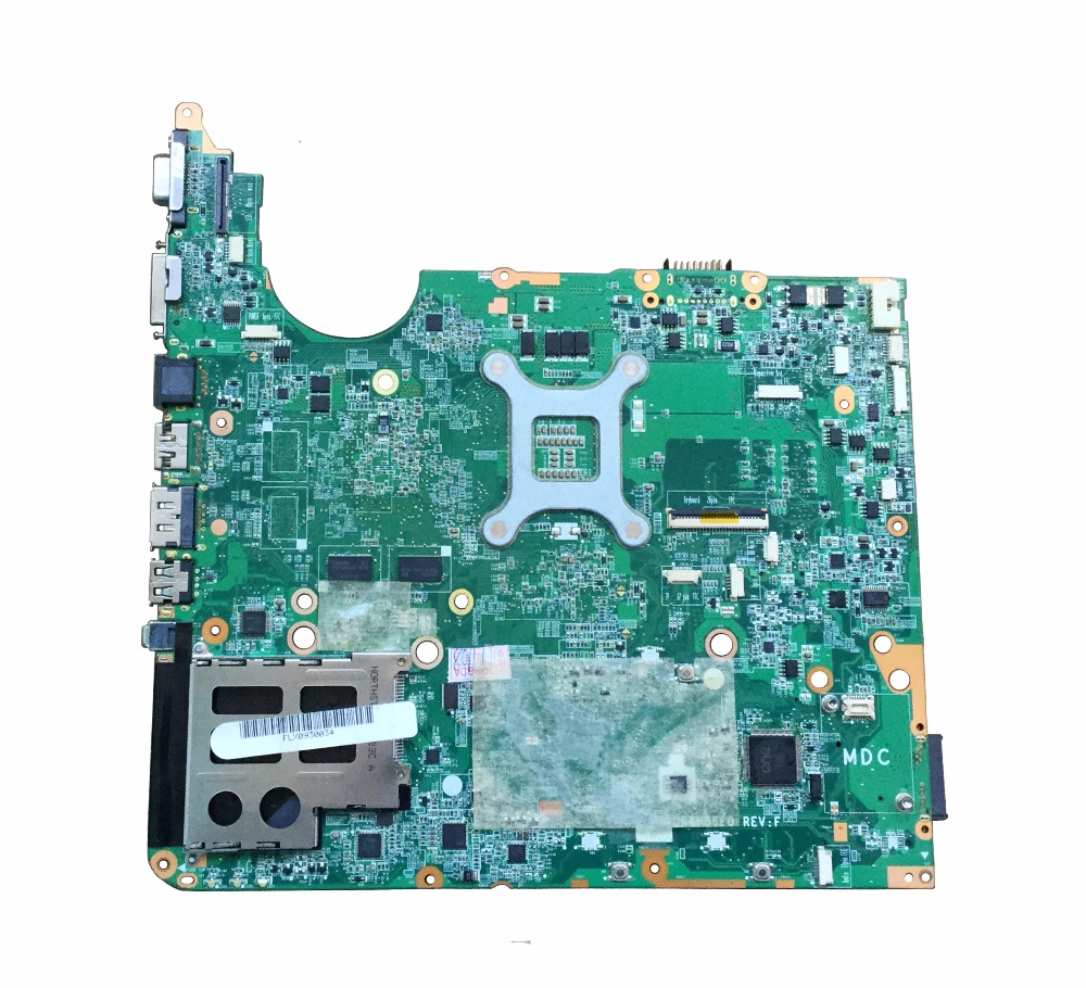 For HP DV7 DV7-3100 laptop motherboard 580973-001 Intel CPU 100/% tested