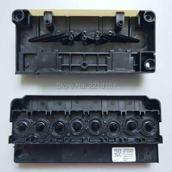 Asli baik harga Untuk Epson DX5 print head adapter/Mutoh printer Allwin Manusia kepala manifold air berbasis 1 pc untuk dijual
