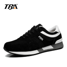 2017 TBA Men's Sports jogging Plate shoes Student outdoor walking shoes lace-up Running Shoes T5957