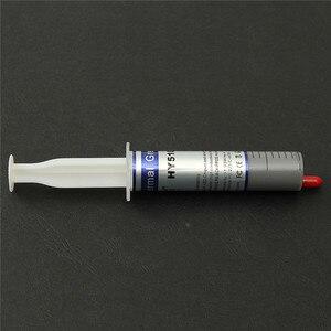 Image 2 - 30g Grau Kühlkörper Silikon Verbindung Thermische Leitfähigen Nadel Fett Paste Für CPU GPU LED Kühlung Verbindung Kleber Thermische pasten