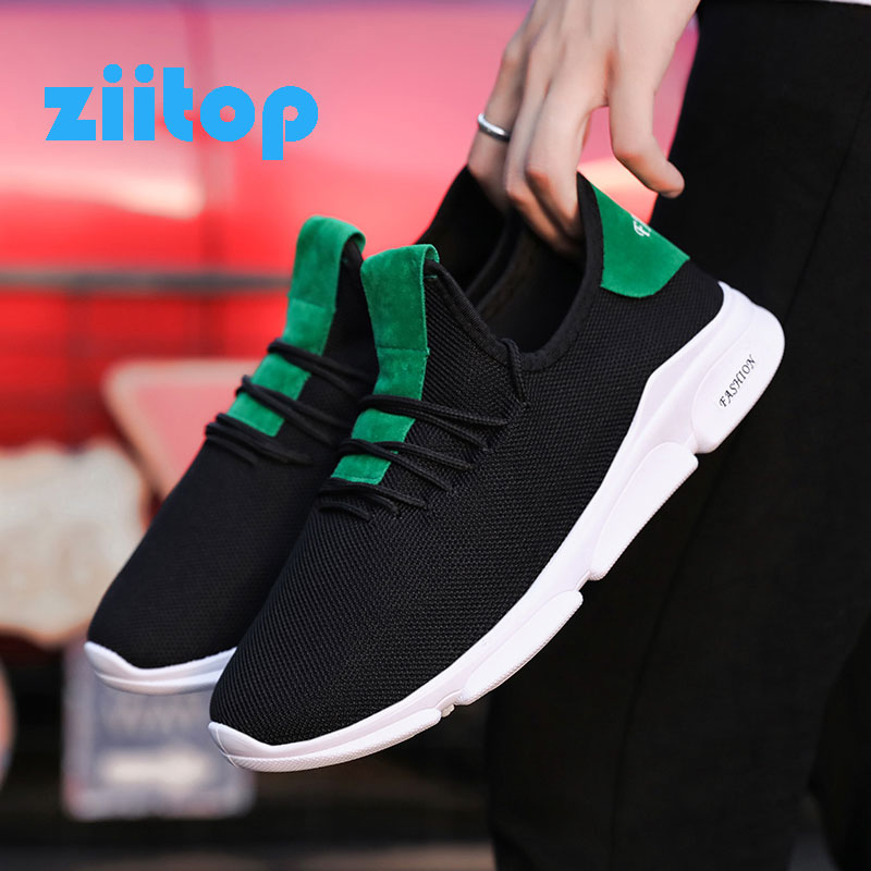 Running Shoes For Men Summer Men Sneakers Jogging Shoes Man Athletic Footwear Breathable Sports Shoes For