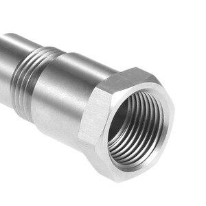 Image 4 - Yetaha moteur adaptateur de lumière CEL éliminateur Mini convertisseur catalytique pour la plupart des entretoises de capteur de filetage M18 X 1.5 O2