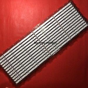 Image 4 - LED Backlight strip 8 lamp For LG Innotek Direct 43inch UHD 1Bar 24EA 43uh619v 43UH610V 43UH6030 UF64 UHD_A 43LH5700 43LH60FHD