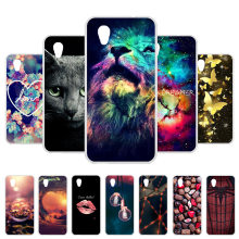Caso Para Alcatel Caso Coque Alcatel 1C 1S Caso 5033 5009 Silicone Macio Pintado 3 Fundas Para Alcatel 2019 1S 1X 3C 3V Cover Coque(China)