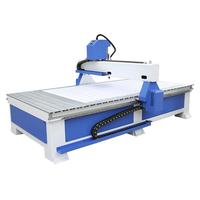 Mchuang 1325 1.5KW woodworking engraving machine  automatic high precision woodcarving machine multiple spindle drilling machine|Wood Routers| |  -