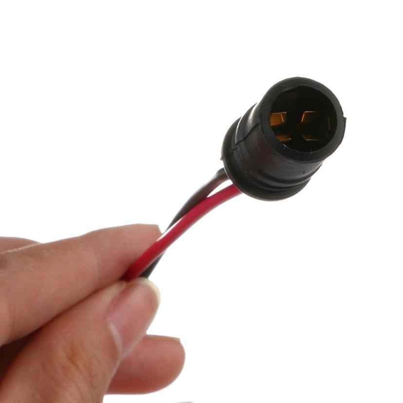 Hamboder 5 шт. T10 W5W мягкие резиновые лампочки разъемом держателя лампы Авто June19 Прямая доставка