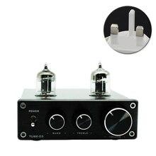 6k4 צינור אוזניות אוניברסלי Preamp בית Phono מראש מגבר אלומיניום Vacumn