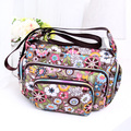 Discount! Maternity Bags for Mom Nylon Bebe Travel Diaper Bags Protable Baby Nappy Changing Diaper