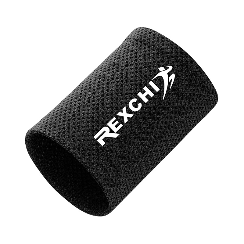 Wrist Brace Support Breathable Ice Cooling Sweat Band Tennis Wristband Wrap Sport Sweatband For Gym Yoga Volleyball Hand  Unisex 4