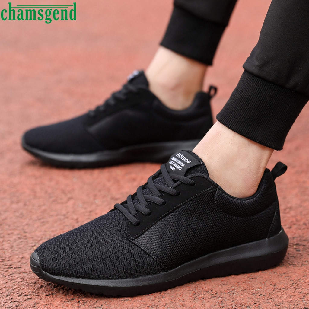 CHAMSGEND Men's Trend  Sneakers Running Shoes Men Outdoor Sneakers Hot Sell Breathable Summer Training Jogging Sports Shoes   09