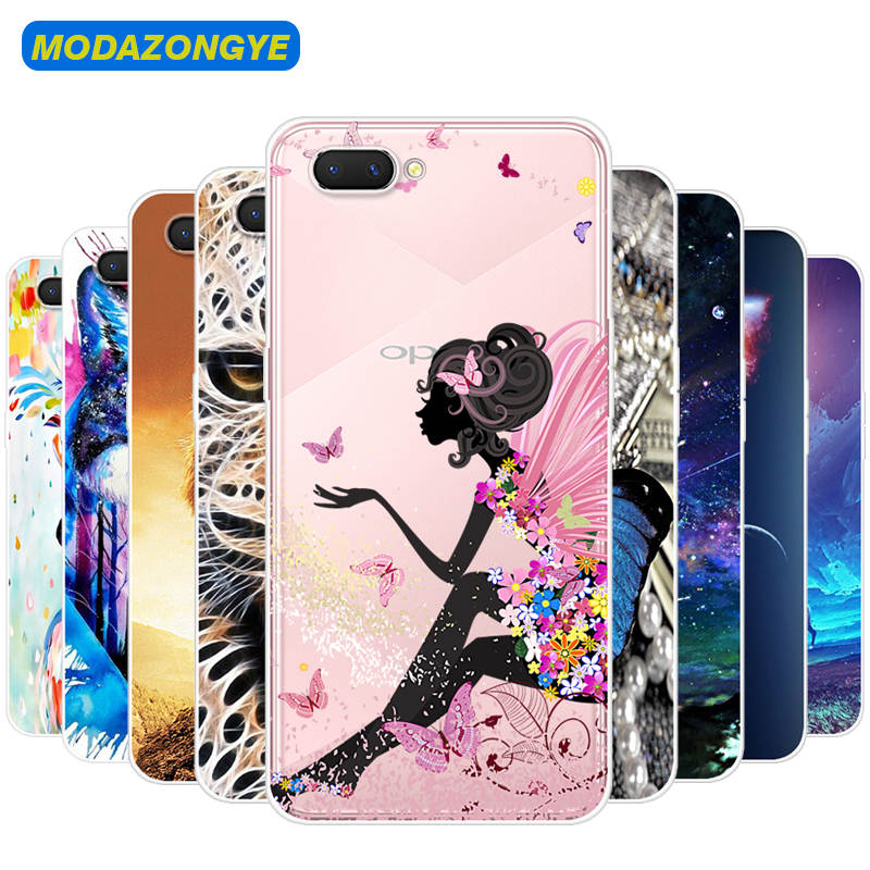 promo code a6bd6 5b3d4 Oppo AX5 Case Oppo AX5 Case Silicone Luxury Soft Tpu Painted Back Cover  Phone Case For Oppo AX5 A X5 A5 OppoAX5 Case 6.2 inch