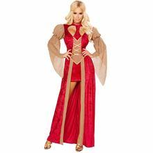 Для женщин пикантные красные Средневековый Ренессанс викторианской