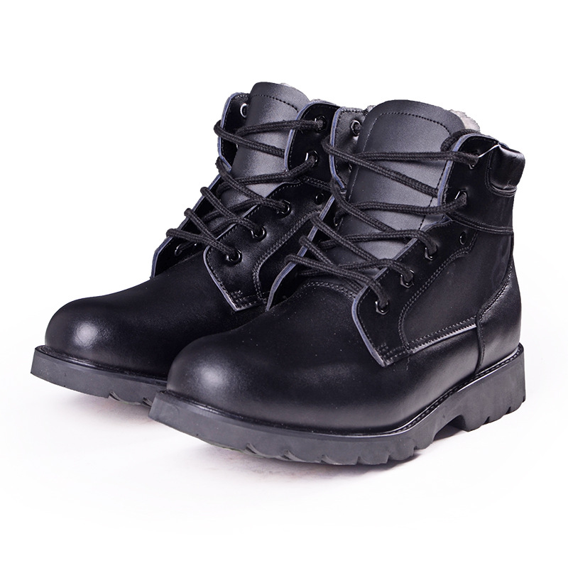 Warm winter Tactical Combat Boots Men commando combat boots outdoor Martin boots