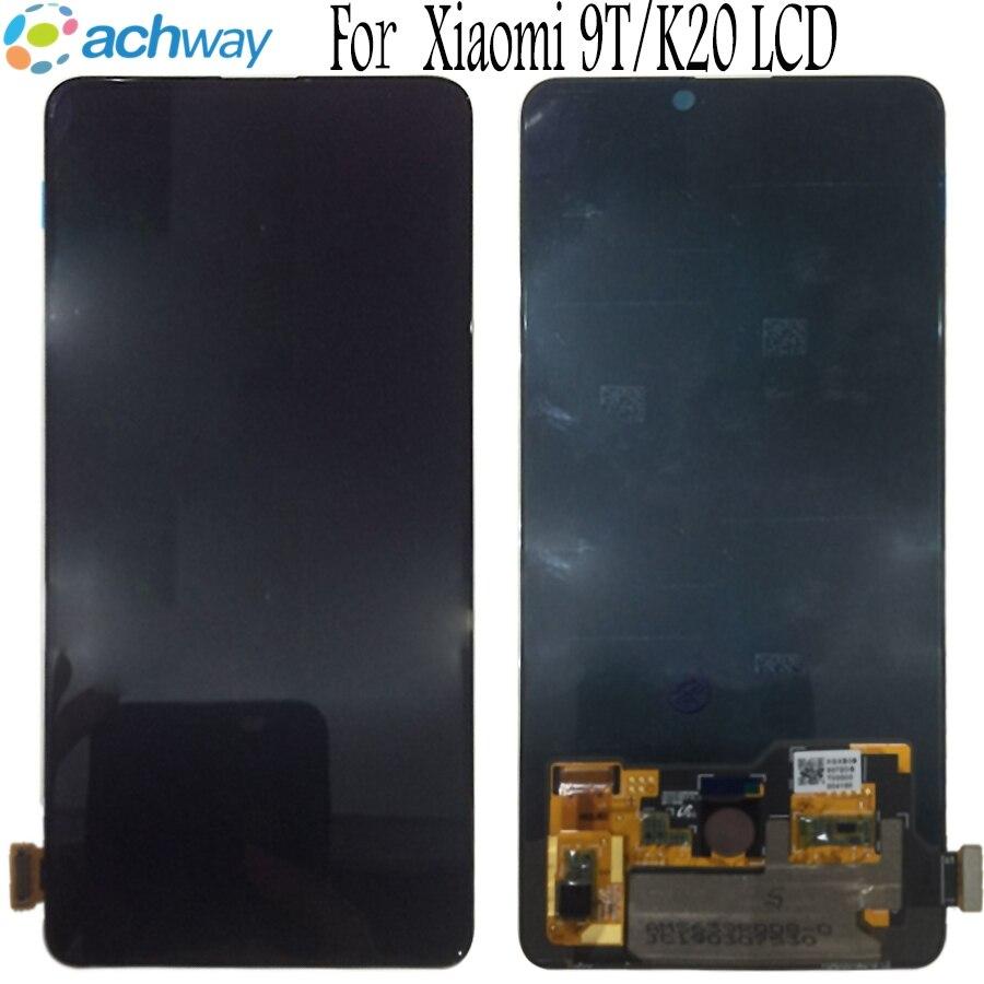 Original LCD xiaomi rouge mi K20 LCD affichage écran tactile numériseur assemblée remplacer xiaomi rouge mi K20 affichage mi 9T xiaomi mi 9T lcd