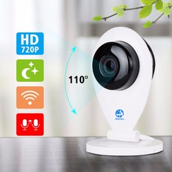 JOOAN Wireless Baby Monitor IP Camera wifi 720P HD smart Home Security 10m night Vision Video Surveillance Indoor Camera