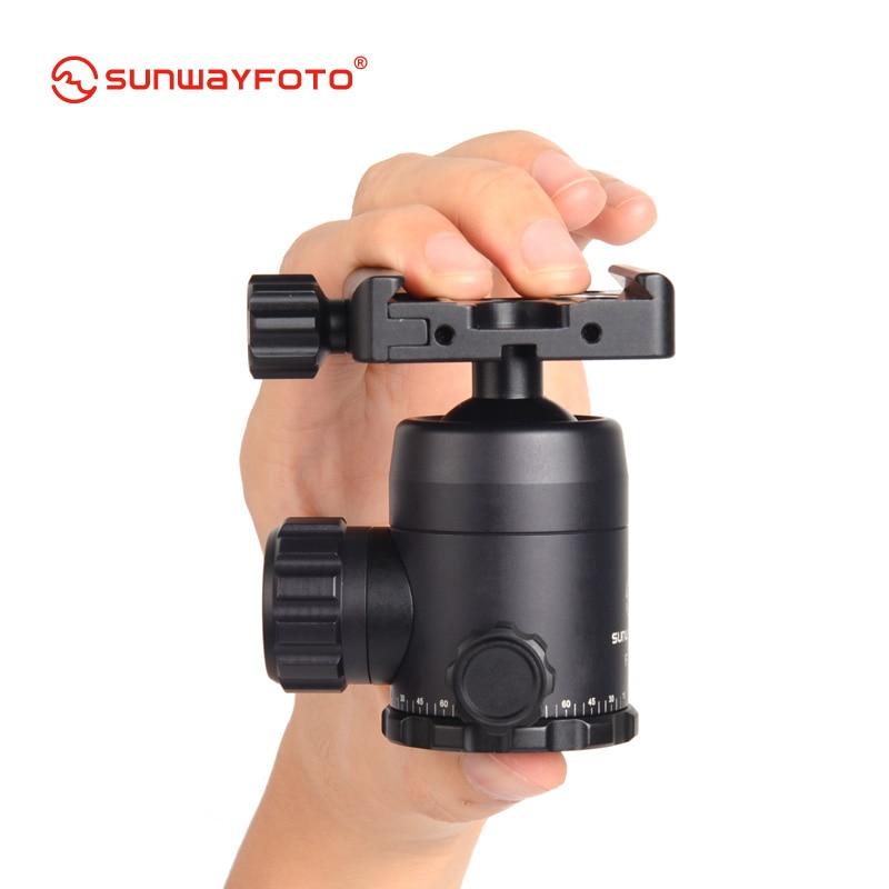 SUNWAYFOTO FB-28i DSLR 카메라 삼각대 볼 헤드 용 삼각대 - 카메라 및 사진 - 사진 4