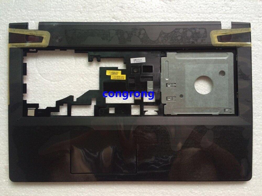 Für Lenovo Ideapad Y500 Y500n Y510p Palmrest Tastatur Lünette Abdeckung Ober Fall Ap0rr000500 VerrüCkter Preis Computerkomponenten
