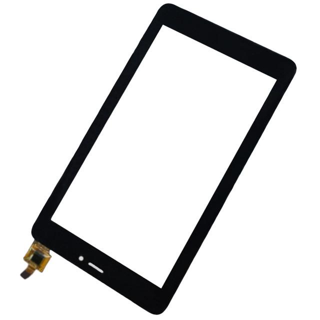 Novo 7 Polegada OEM Compatível com YJ780FPC-V0 Sensor de Toque Do Painel de Vidro Digitalizador Substituição Frete Grátis Preto