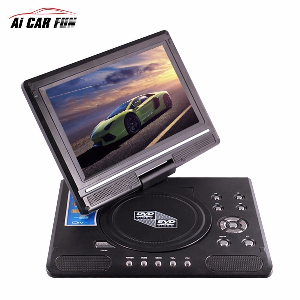 Small Crop Of Portable Dvd Player For Kids