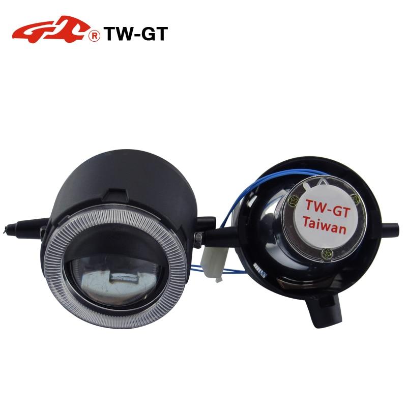 TW-GT Fog Lamp Projector Lens Spot Light Foglamp Hid Xenon H11 For Mazda 2 3 5 6 DEMIO PREMACY ATENZA ROADSTER CX-5 CX-7 BT-50