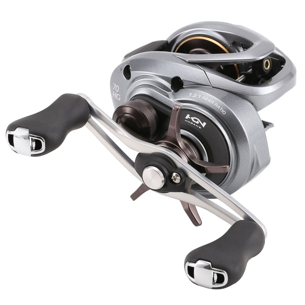 2016 new shimano curado 70hg 71hg 70xg 71xg baitcasting for Baitcasting fishing reel